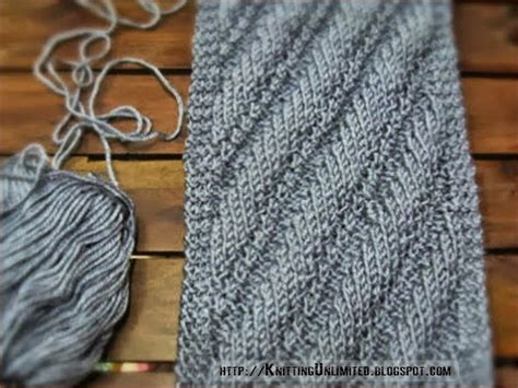 simple stitch knitting diagonal knitting stitch pattern simple to do