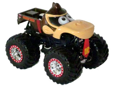 toy monster trucks videos even apes need a cool ride to impress the ladies donkey