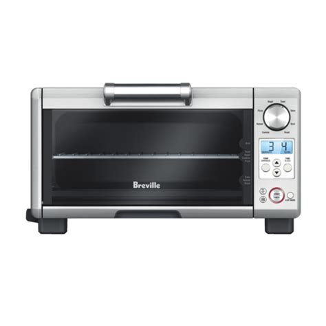 Best Buy Breville Toaster Oven breville mini smart toaster oven 0 45 cu ft stainless steel toaster ovens best buy canada