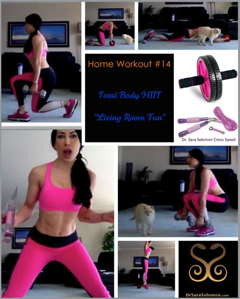 Living Room Hiit Workout Home Workout 14 Total Hiit Living Room Dr