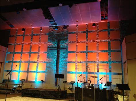 backdrop design for church precision grid church stage design ideas