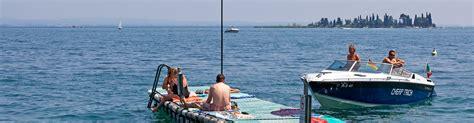 speedboot gardameer op vakantie aan het gardameer met boot cing molino