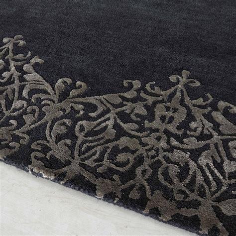 tappeti pelo corto tappeto grigio in a pelo corto 140 x 200 cm arabesque