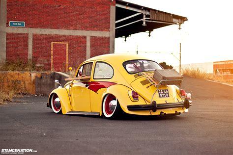 stanced volkswagen beetle image gallery stanced volkswagen