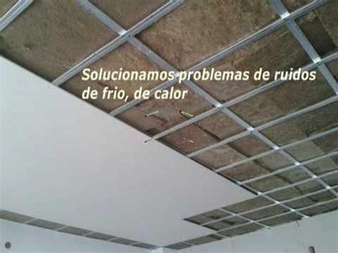 techos de escayola o pladur insonorizaci 243 n en m 225 laga pladur yesos y escayola techos