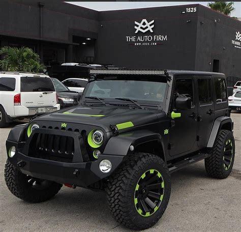 Jeep Tj Custom Major League Baseball Alex Gonzalez Goes Custom On