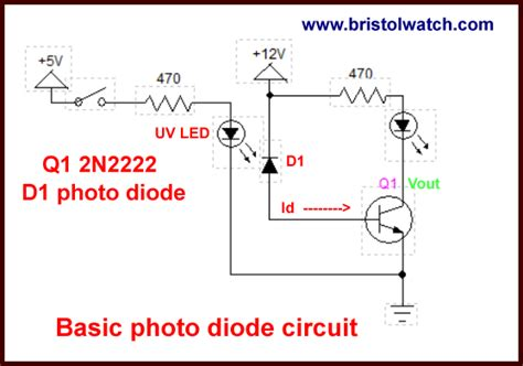 test photodiode photodiode op circuits tutorial