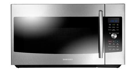 samsung the range microwave samsung mc17f808kdt the range convection microwave 1 7 cubic appliances