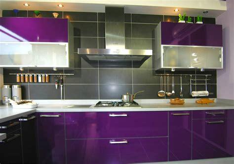 cuisine couleur aubergine credence cuisine aubergine cr 233 dences cuisine
