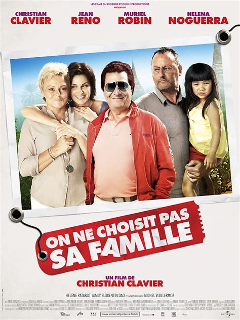 film streaming comedie on ne choisit pas sa famille film 2011 allocin 233