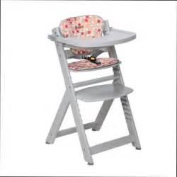 chaise bois coussin chaise haute en bois bebe