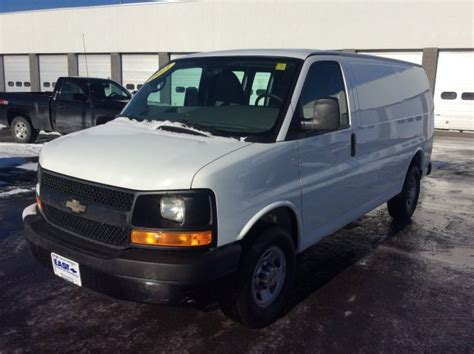 chevrolet cargo vans for sale chevrolet express cargo cars for sale in new york