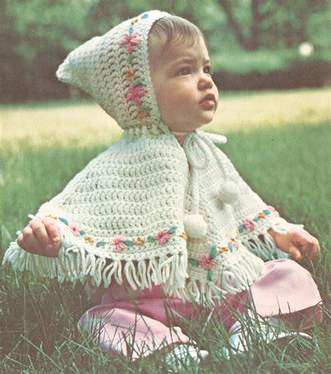 free easy baby poncho knitting pattern baby crochet pattern poncho crochet patterns