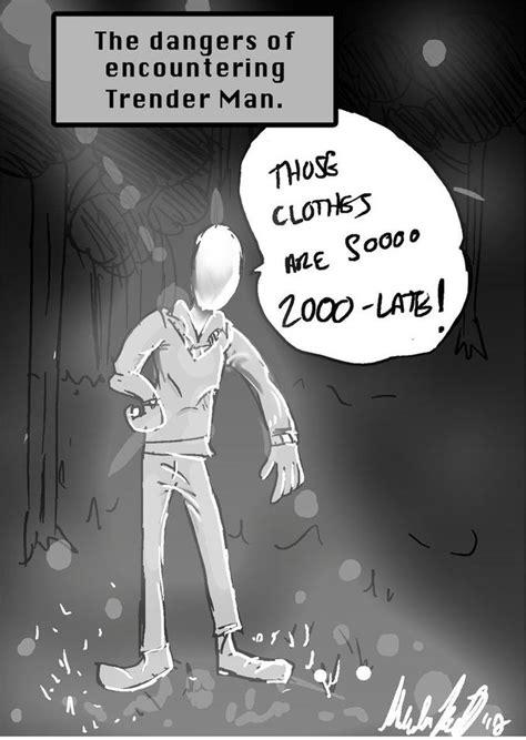 Know Your Meme Slender Man - image 651824 slender man know your meme