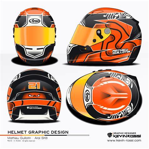 helmet design uk mathieu guillotin helmet design project arai sk6 169 2016