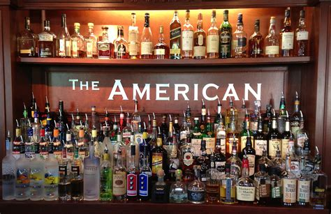 american bar the american fork in the rhode