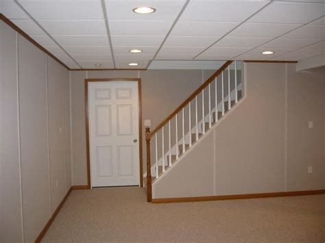 Ideas For Finish Basement Wall Paneling Jeffsbakery Finish Basement Walls