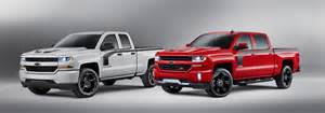 2016 chevy silverado rally edition revealed gm authority
