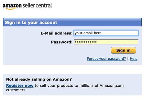 seller central fba service seller central assistant