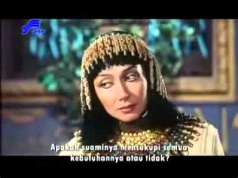 film nabi yusuf di tvmu film nabi yusuf as zulaikha vs yusuf 1 1 youtube