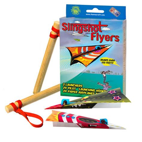 How To Make A Paper Slingshot That Shoots - sling paper flyers