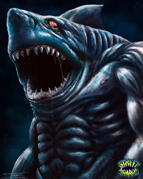 street sharks ripster by atomiccircus on deviantart
