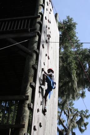 Uf Mba Ropes Course by Childrens Home 3 Stetson Today