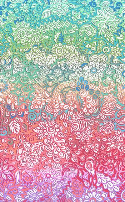 wallpaper background doodle soft pastel rainbow doodle art print doodles pastels