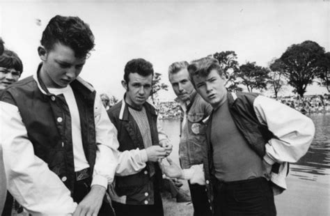 jack white pompador clothing items usually worn by greasers included white or