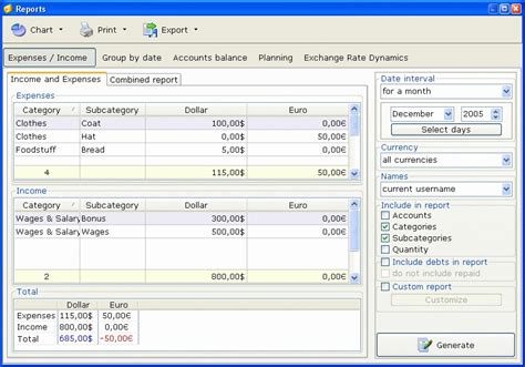 free restaurant bookkeeping software