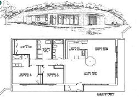 earth contact homes floor plans small earth berm house plans joy studio design gallery