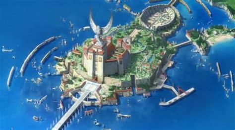 Anime Island by List Char
