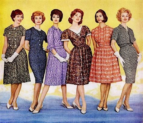 1960 s fashion early s 60s fashion is marked by a more