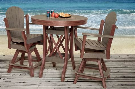 maui outdoor bistro furniture set countryside amish furniture