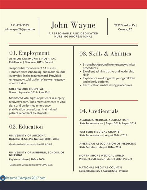example of a good resume 19 good resume examples good sample