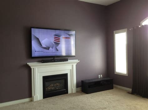 sound bar mount on top of tv 1000 images about sound bar installation ideas on