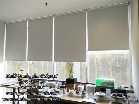 Roller Blind Pemasang Pt Apg jual roller blind harga murah berkualitas sharp point contoh gambar rumah