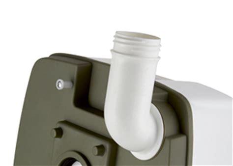 chemisch toilet hoog model nieuw draagbaar toilet van enders hier online bestellen
