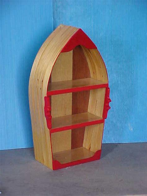 Handmade Michigan - handmade boat shelves