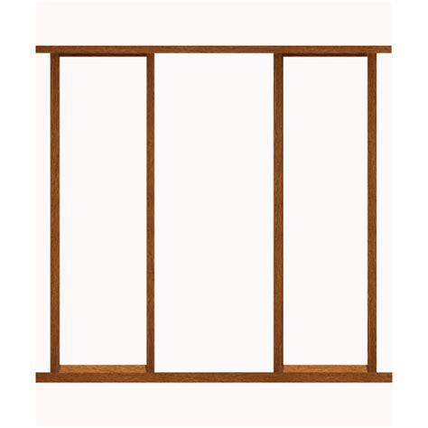 door frame kit lpd doors un finished hardwood external universal