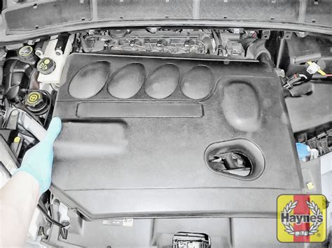 ford  max    tdci oil filter change
