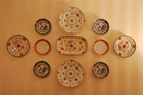 Decorating With Plates by Decorating With Plates Traditional Bedroom Boston