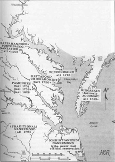 The Powhatan Indian World - Historic Jamestowne Part of