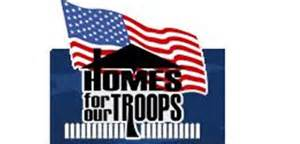 homes for our troops school makes student take homes for our troops shirt