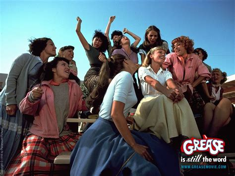 quiz film grease grease grease der film hintergrund 3147019 fanpop