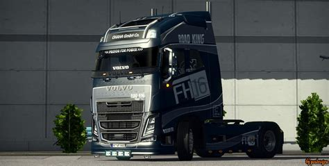 volvo fh   ets mods euro truck simulator  mods etsmodslt