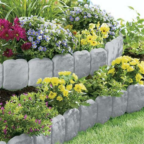 borders for flower beds stone flower bed border stone flower bed clia net for