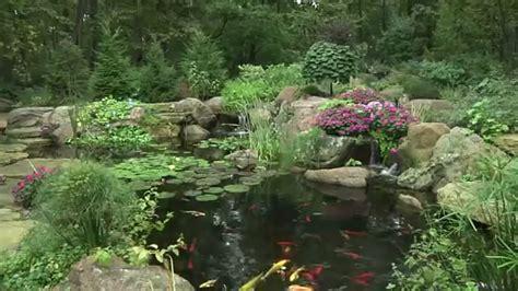 beautiful backyard ponds home improvement tips world s most beautiful backyard