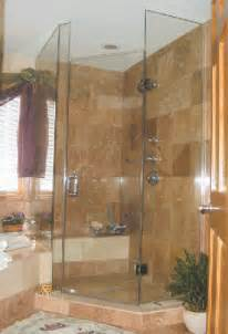 bathroom shower doors ideas do it frameless diy frameless shower door blog page 3