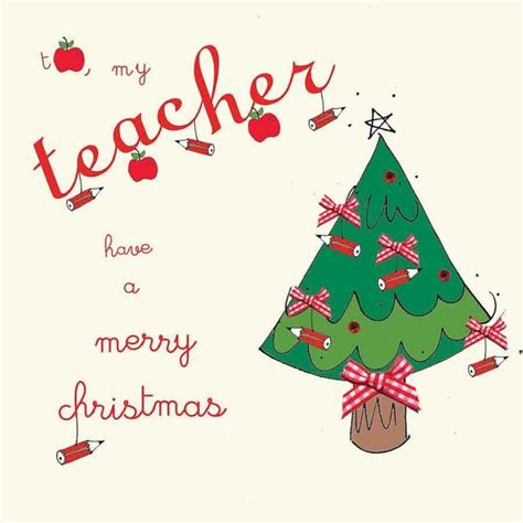 printable christmas greeting cards for teachers 6 best images of printable christmas cards for teachers